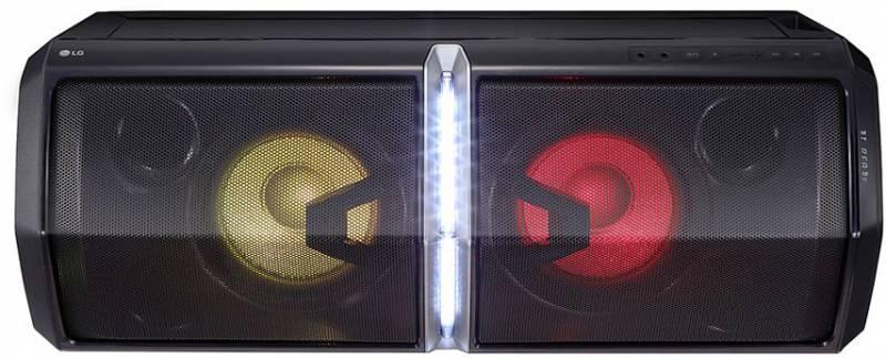 Музыкальный центр LG FH6, черный lg 43lj510v черный