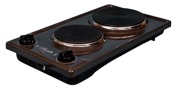 Настольная плита Лысьва ЭПБ 22, эмаль, 1067058