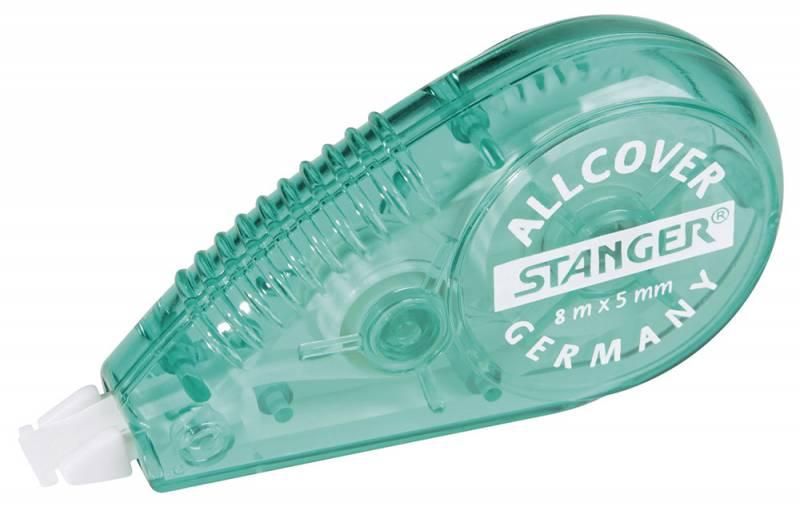 купить Лента корректирующая Stanger All Cover 18000101059, с боковой подачей ленты, 8 м х 5 мм по цене 85 рублей