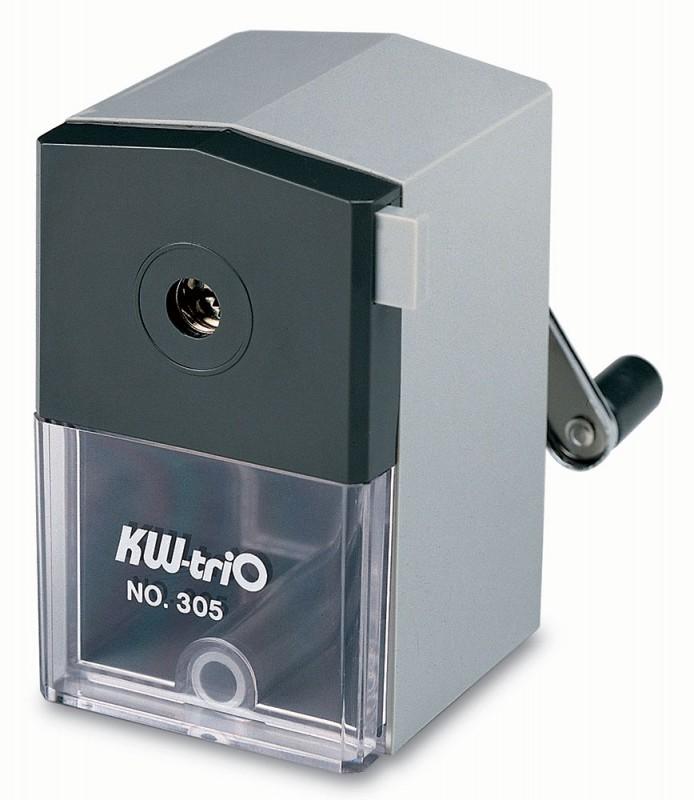 Точилка для карандашей KW-TRIO, механическая, ассорти. 812410 точилка index ish002 пластик ассорти