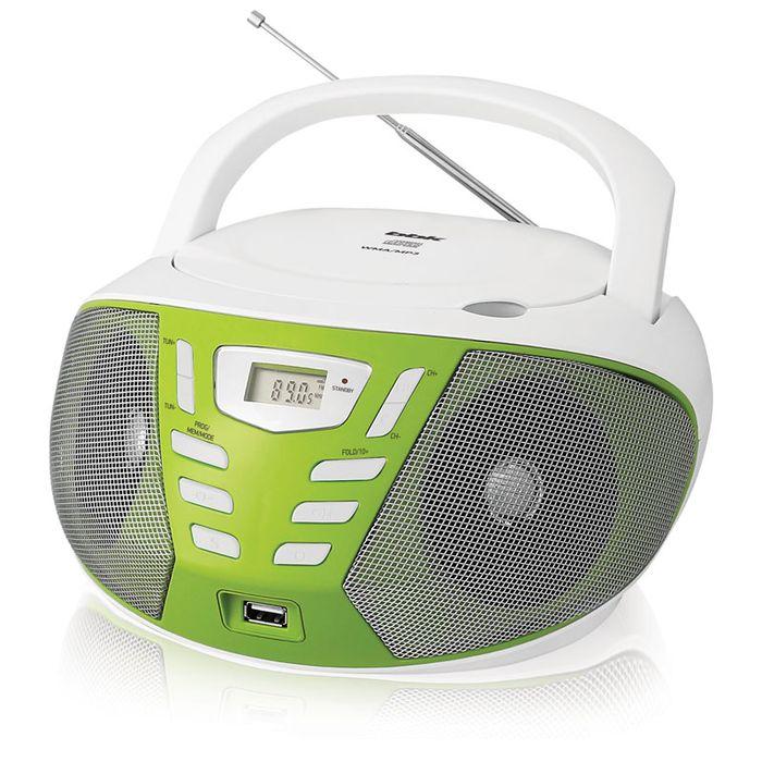 цена на Аудиомагнитола BBK BX193U 383549, белый, зеленый