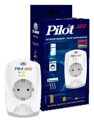Сетевой фильтр Pilot Single 1 розетка, 598642, белый сетевой фильтр pilot s 5м белый