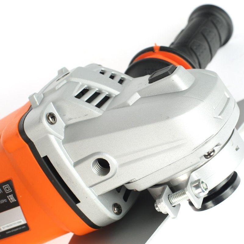 Углошлифовальная машина Patriot AG 232, 2200Вт 6500об/мин углошлифовальная машина patriot ag 128e 850вт 11000об мин d 125мм