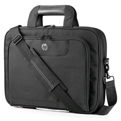Фото - Сумка для ноутбука 14.0 HP Value Topload/черный (L3T08AA) сумка для ноутбука 14 hp spectre slim topload 1pd70aa замша полиуретан сплит кожа черный серый