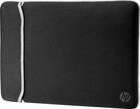 """Чехол для ноутбука 14"""" HP Chroma черный/серебристый неопрен (2UF61AA)"""