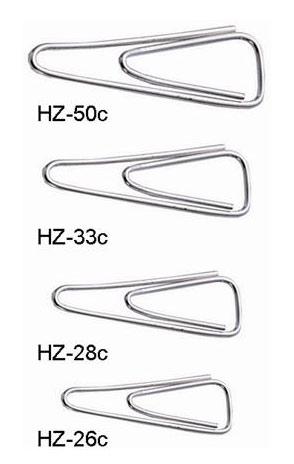 Скрепки Kw-Trio HZ-50C оцинкованные, 50 мм, 100 шт гайки оцинкованные м8 din 934 100 шт