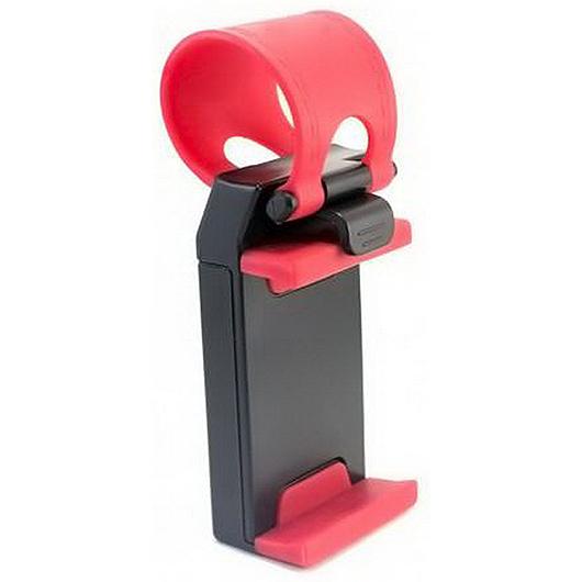 Держатель Wiiix HT-20RR, цвет черный/красный цены