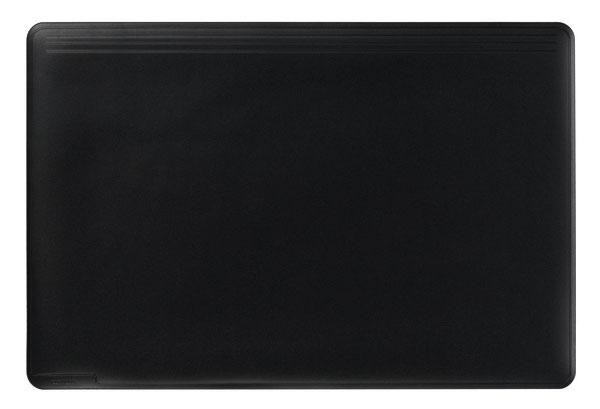 Настольное покрытие Durable, нескользящая основа, цвет: черный, 65х52 см