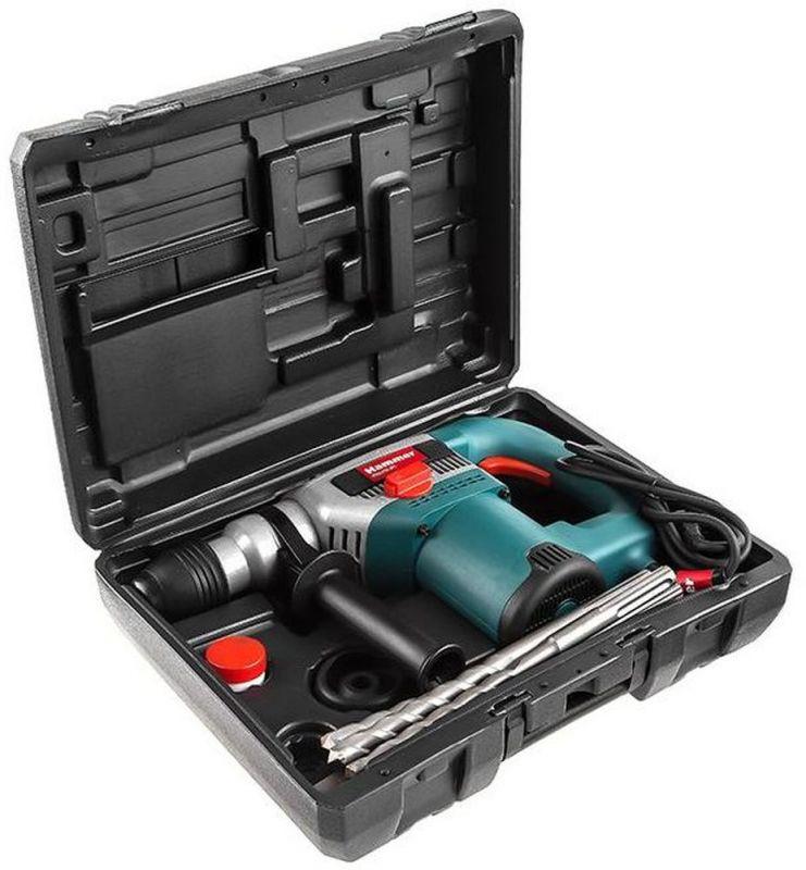 Перфоратор Hammer PRT1350C PREMIUM, 9Дж makita перфоратор makita hr2800 патрон sds plus уд 2 9дж 800вт кейс в комплекте