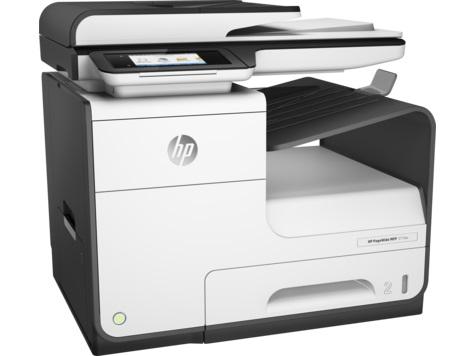 МФУ HP PageWide 377dw, J9V80B, черный белый мфу hp pagewide 377dw j9v80b черный белый