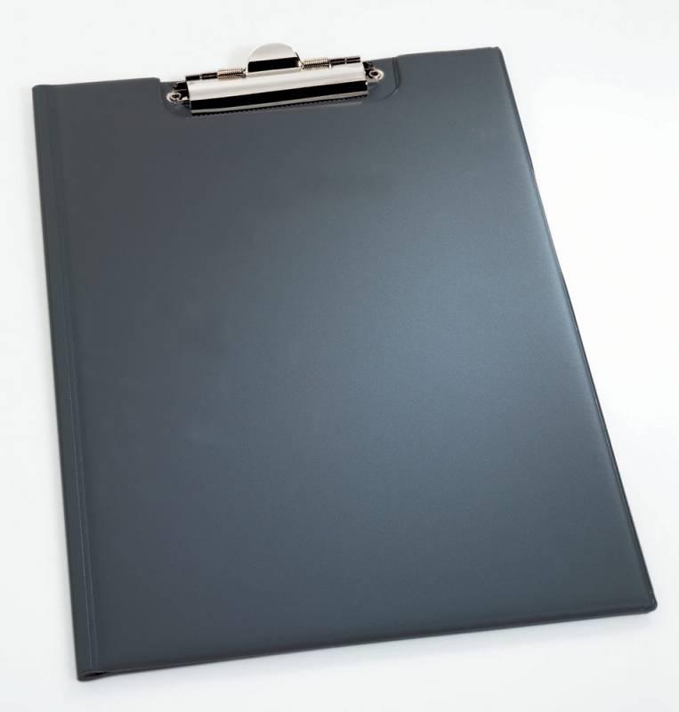 Папка клип-борд Durable Clipboard Folder 2359-01, A5 папка клип борд durable clipboard folder 2359 01 a5