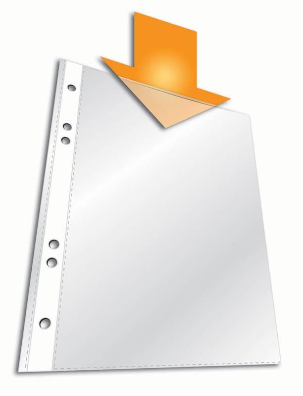 Папка-карман Durable 2650-19 вертикальный, А5, 25 шт
