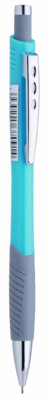Карандаш механический Deli, 0,7 мм, пластмассовый корпус карандаш механический deli bumpees 0 7 мм с ластиком