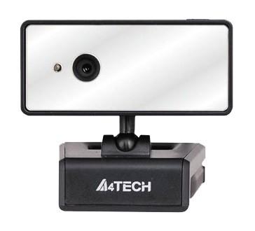 Вэб-камера A4tech PK-760E, черный интернет камера a4tech pk 635e