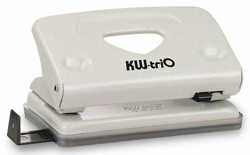 Дырокол Kw-Trio Classic Mini 941 металлический с линейкой цена