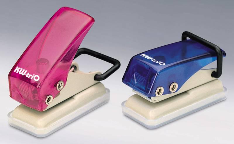 Дырокол Kw-Trio Mini 92A0, в ассортименте цена