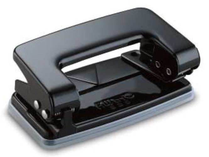 Дырокол Kw-Trio Typical Mini 988BLCK металл, пластик, цвет черный все цены