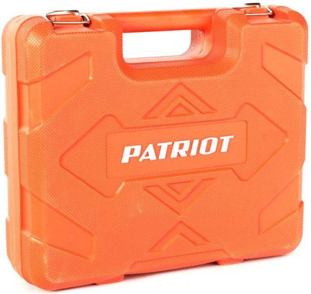 Дрель-шуруповерт Patriot THE ONE BR 201Li-h, аккумулятор