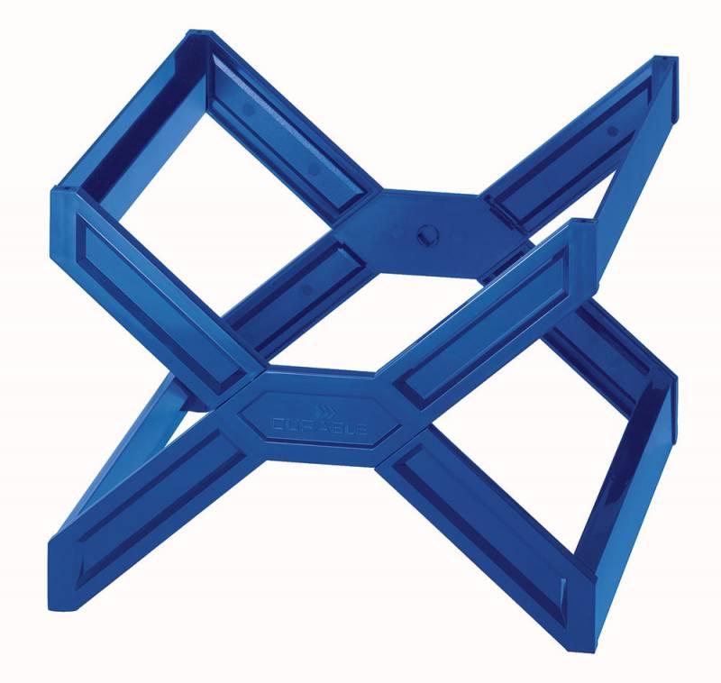 Бокс Durable для подвесных папок, цвет: синий