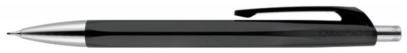 Карандаш механический Carandache Office INFINITE (884.009), без упаковки, цвет:черный, 0.7мм ручка шариковая carandache office infinite 888 253 gb swiss cross m синие чернила подар кор