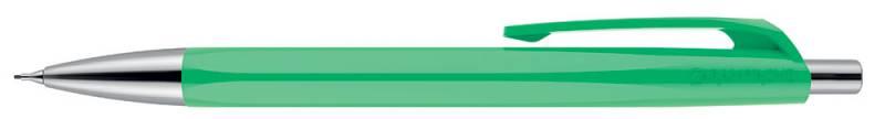 Карандаш механический Carandache Office INFINITE (884.201) Veronese Green, без упаковки, 0.7мм ручка шариковая carandache office infinite 888 253 gb swiss cross m синие чернила подар кор