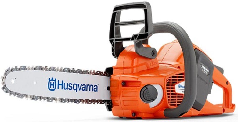Электрическая цепная пила Husqvarna 436 Li-12, дл.шин.:12 (30cm) цепная пила huter els 2000 [70 10 1]