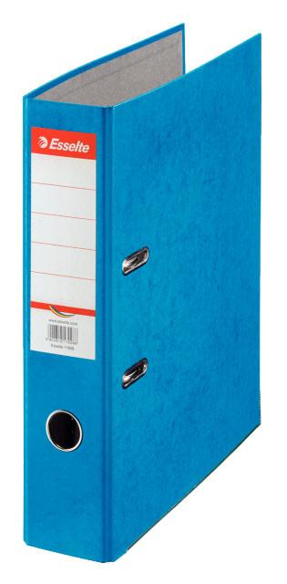 Папка-регистратор Esselte, цвет: синий, A4 папка регистратор rainbow a4