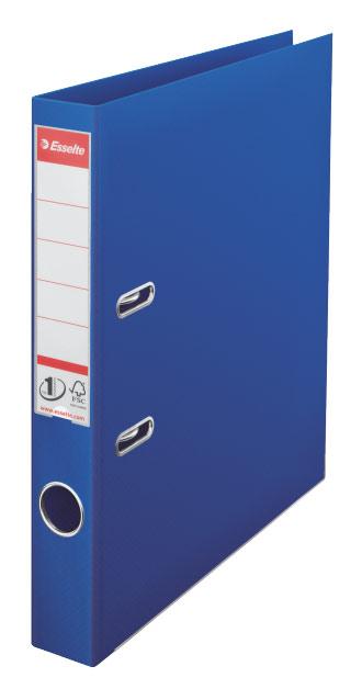Папка-регистратор Esselte, формат A4, цвет: синий папка вкладыш esselte 56171