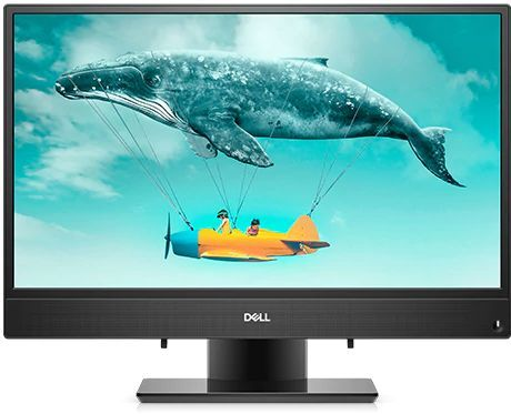 21.5 Моноблок Dell Inspiron 3277 (3277-2426), черный моноблок dell inspiron 3277 3277 2426