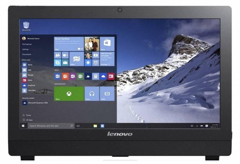 Моноблок Lenovo S200z, 10K4002BRU, 19.5