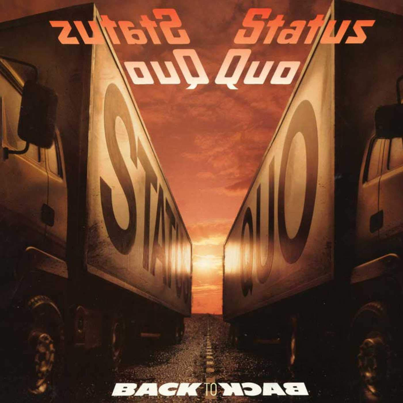Status Quo Status Quo. Back To Back (2 CD) моуз эллисон mose allison transfiguration of hiram brown creek bank i love the life i live v 8 ford blues young man mose 2 cd
