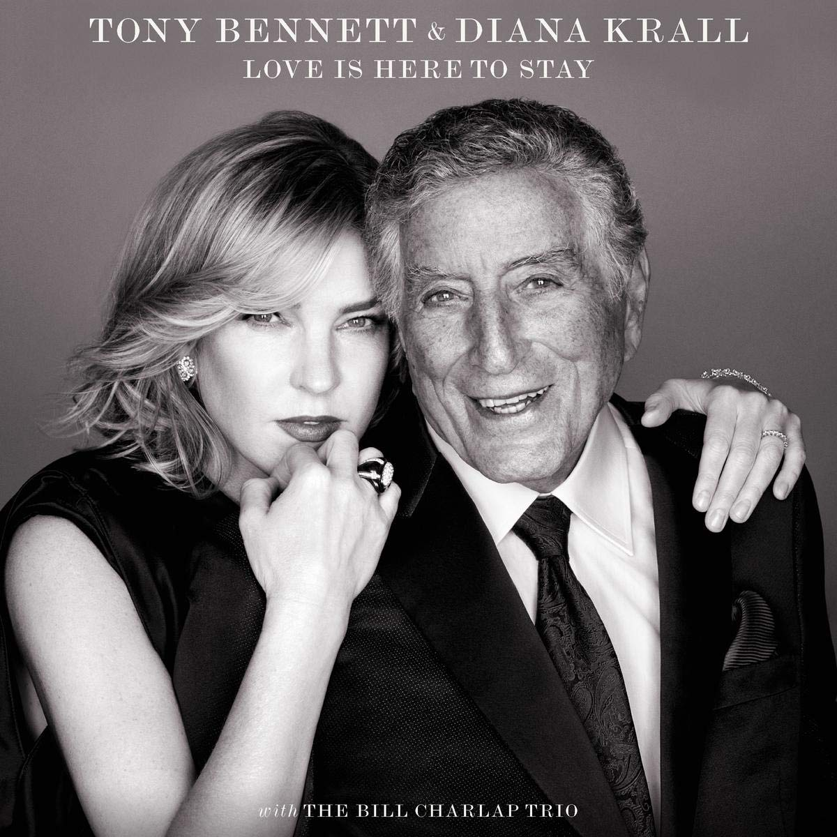Дайана Кролл,Тони Беннетт,Bill Charlap Trio Tony Bennett & Diana Krall With The Bill Charlap Trio. Love Is Here To Stay the one that got away