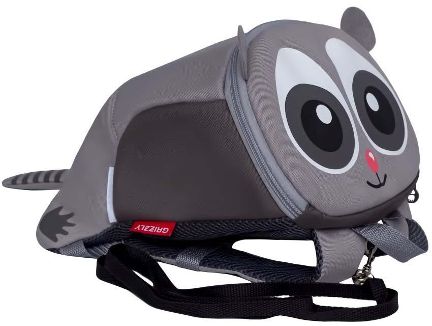 Рюкзак дошкольный Grizzly Лемур. RS-991-1/1