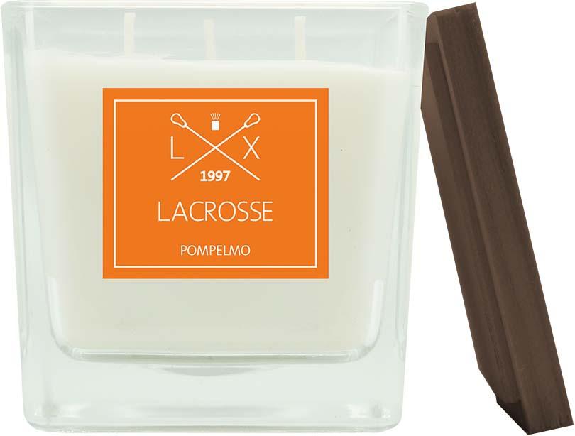 "Свеча ароматическая Ambientair ""Lacrosse Грейпфрут"", 10 х 10 см"