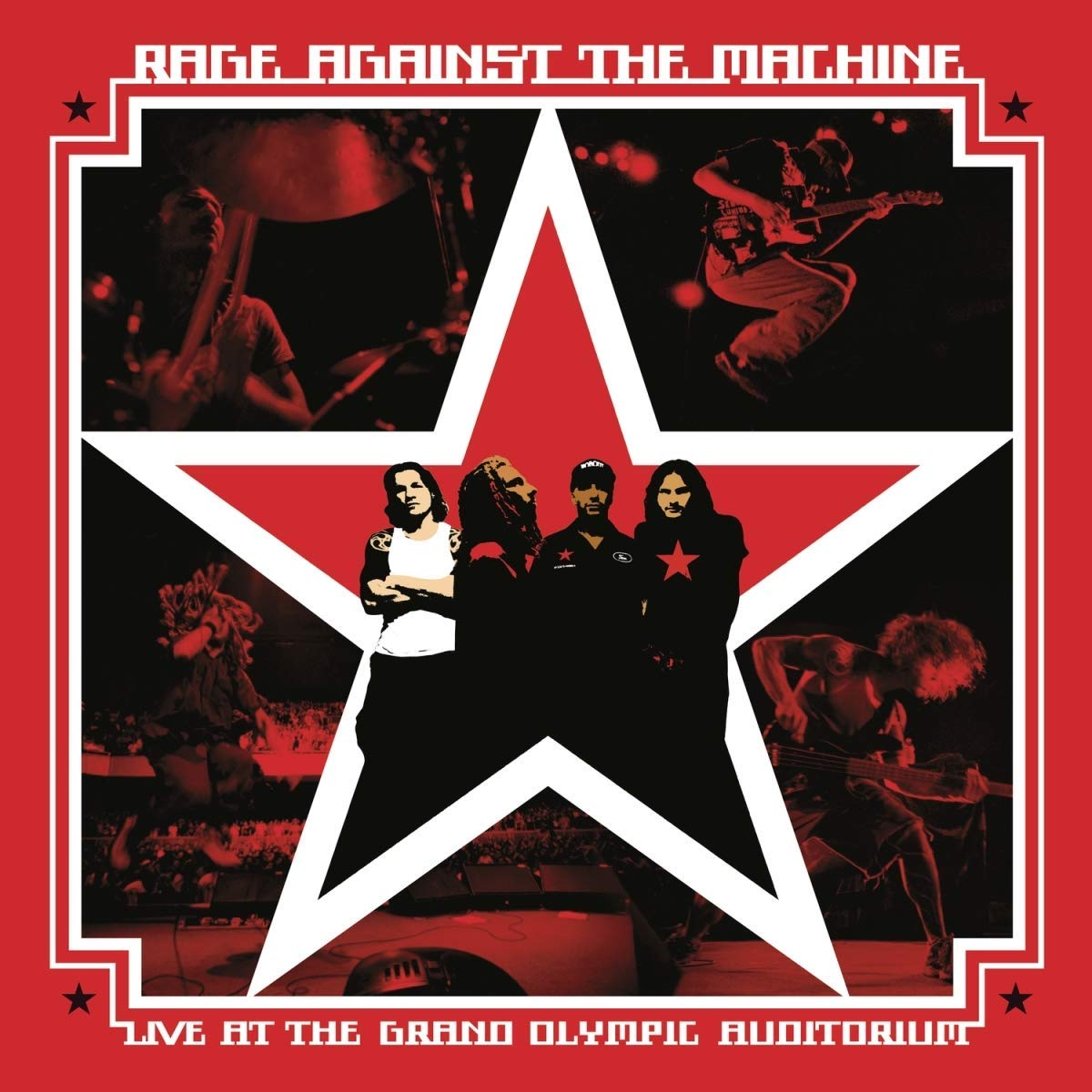 Rage Against The Machine Rage Against The Machine. Live At The Grand Olympic Auditorium (2 LP) the beta machine the beta machine intruder lp