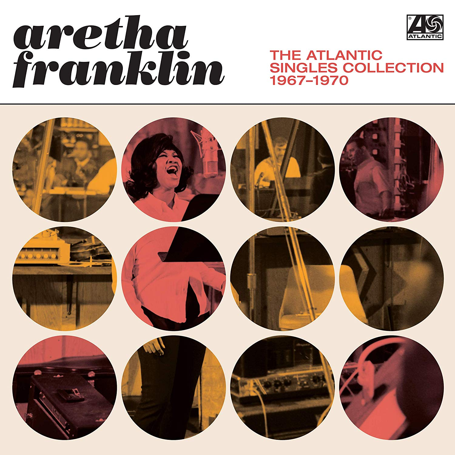 Арета Фрэнклин Aretha Franklin. The Atlantic Singles Collection 1967-1970 (2 LP) цена и фото