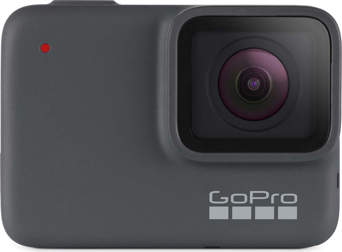 Фото - Экшн-камера GoPro HERO7, Silver видео