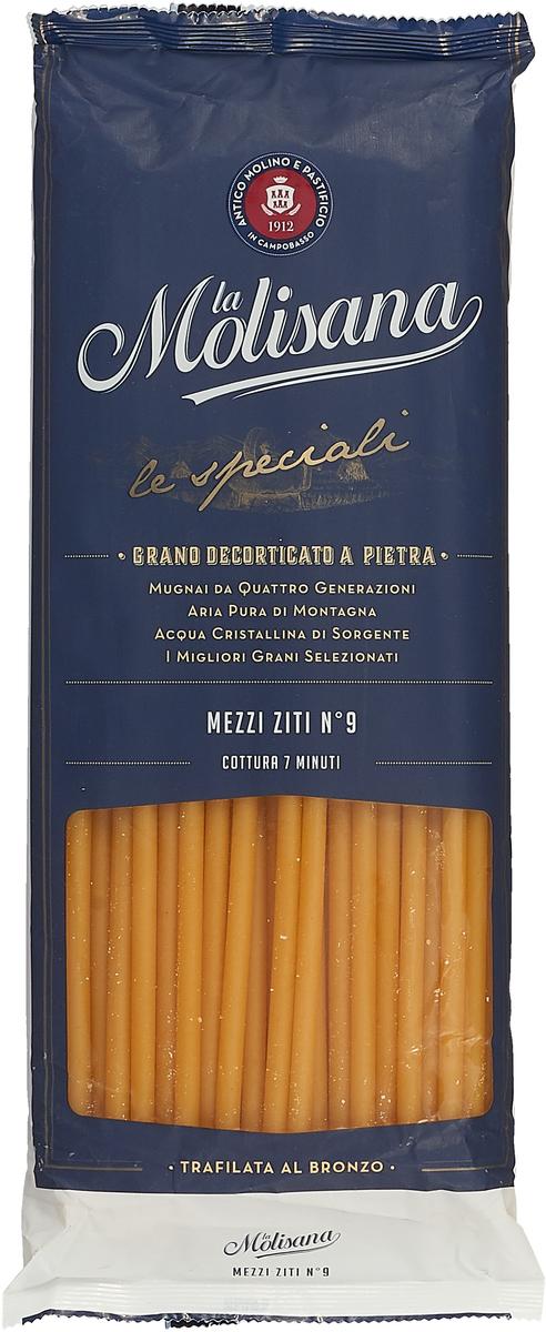 La Molisana Mezzi Ziti макароны, 500 г