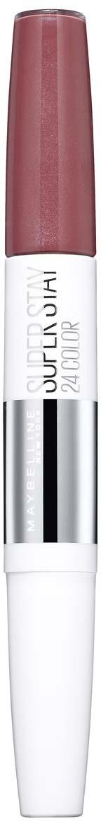 Жидкая губная помада Maybelline New York Super Stay 24H Color, стойкая, тон 185 rose dust, 5 мл