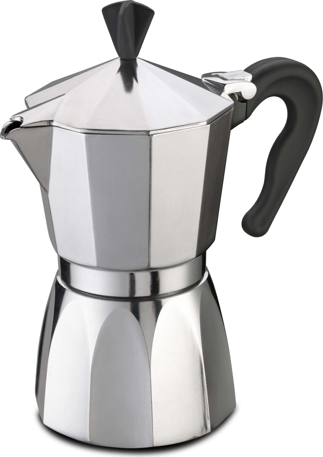 Гейзерная кофеварка Supermoka, Алюминий цены