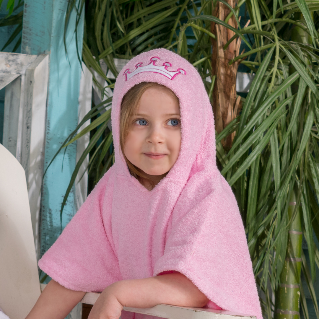 Полотенце пончо BabyBunny