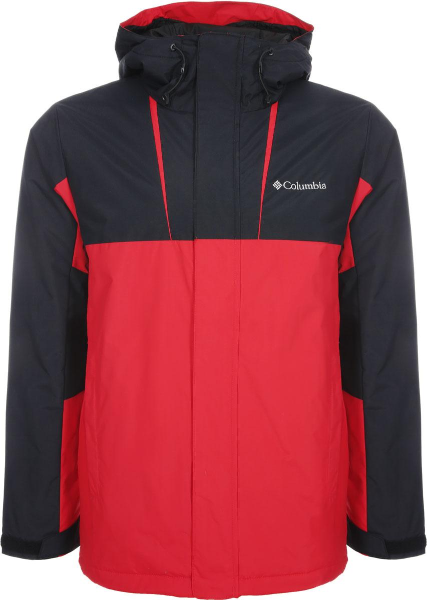 Купить Куртка мужская Columbia Tumalo Falls, цвет: красный. 1819841-696. Размер M (46/48) на XWAP.SU