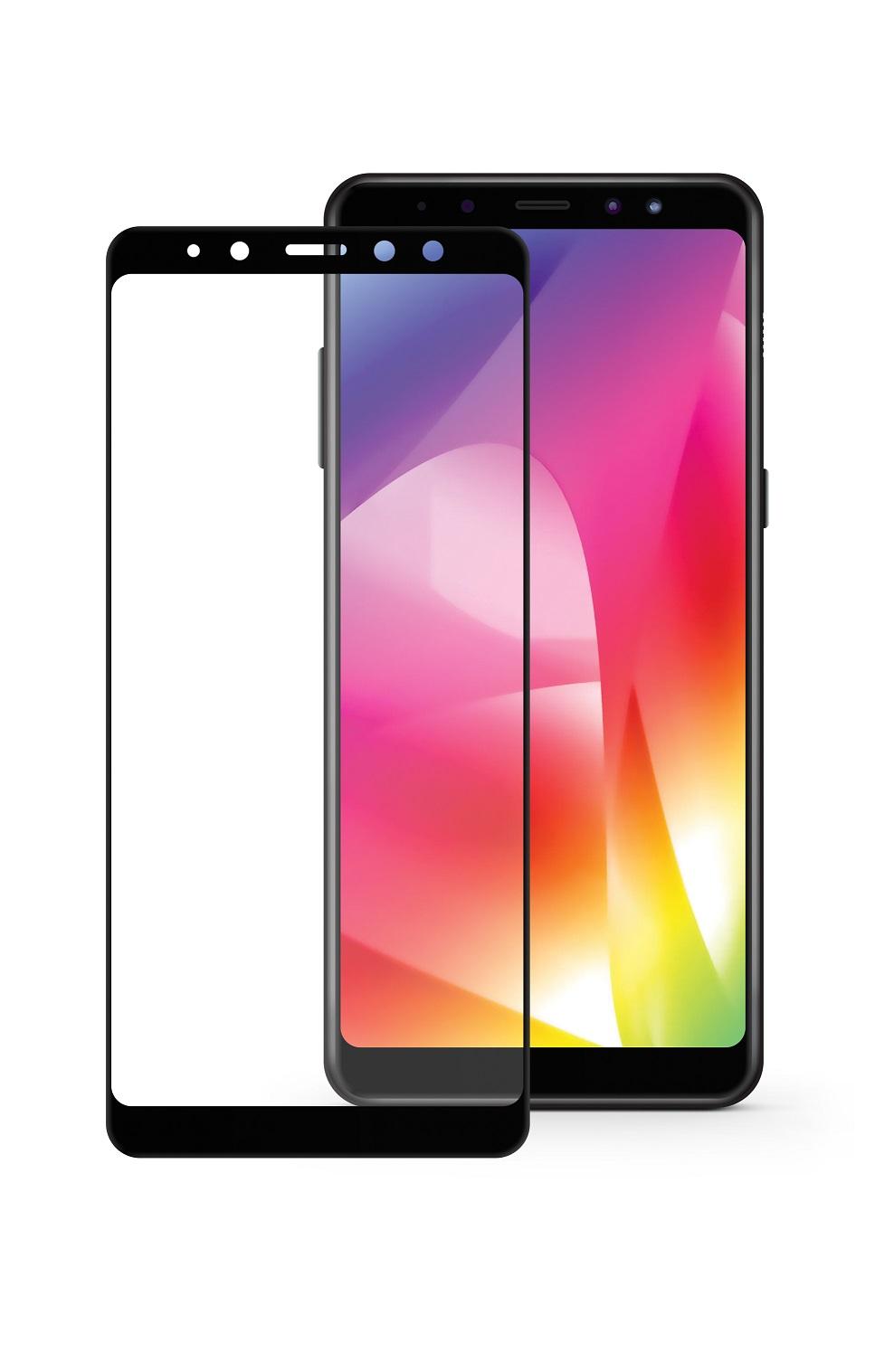 Защитное стекло Mobius для Samsung A6 2018 3D Full Cover (Black) аксессуар защитное стекло mobius для honor 7c pro 3d full cover black 4232 208