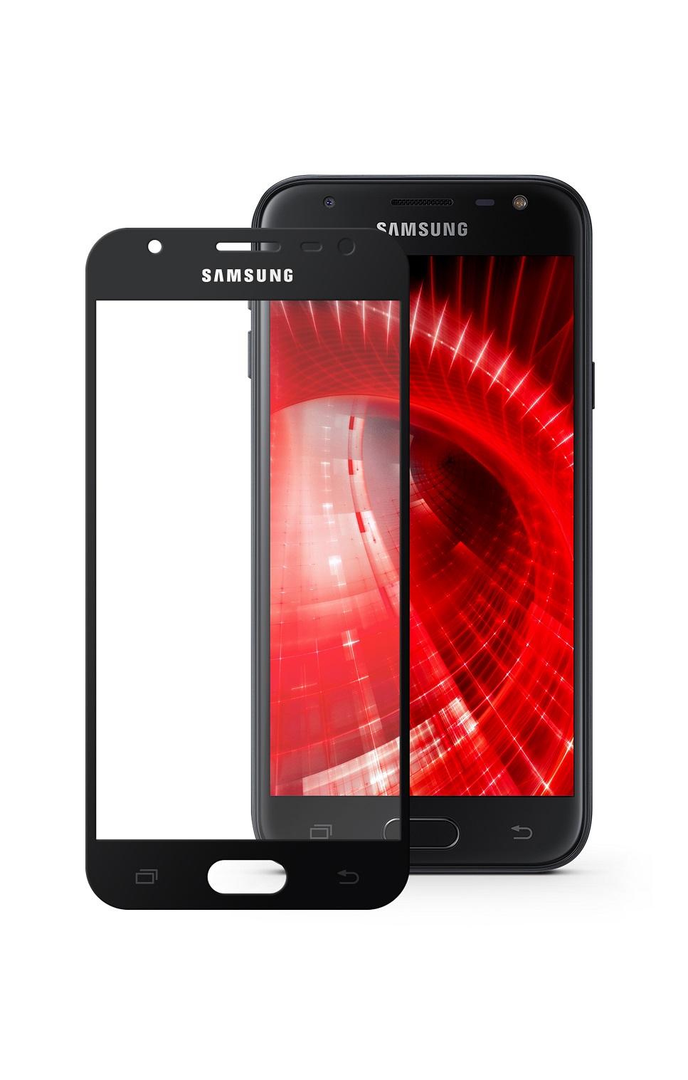 Защитное стекло Mobius для Samsung J3 2017 3D Full Cover (Black) аксессуар защитное стекло mobius для honor 7c pro 3d full cover black 4232 208