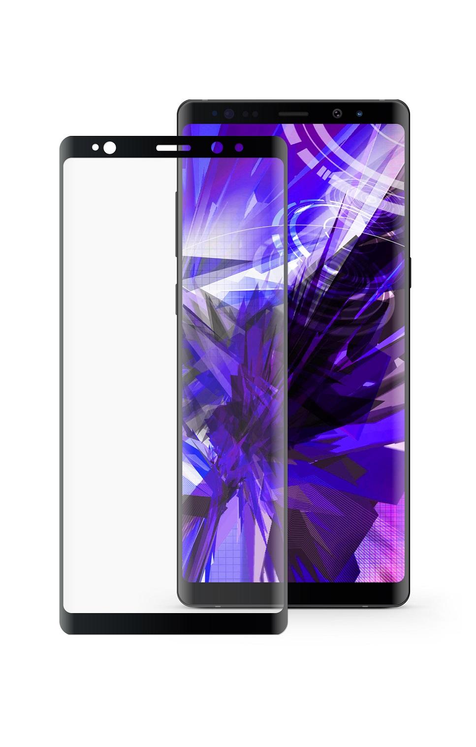 Защитное стекло Mobius Samsung Note 8, черный защитное стекло mobius samsung note 8 черный