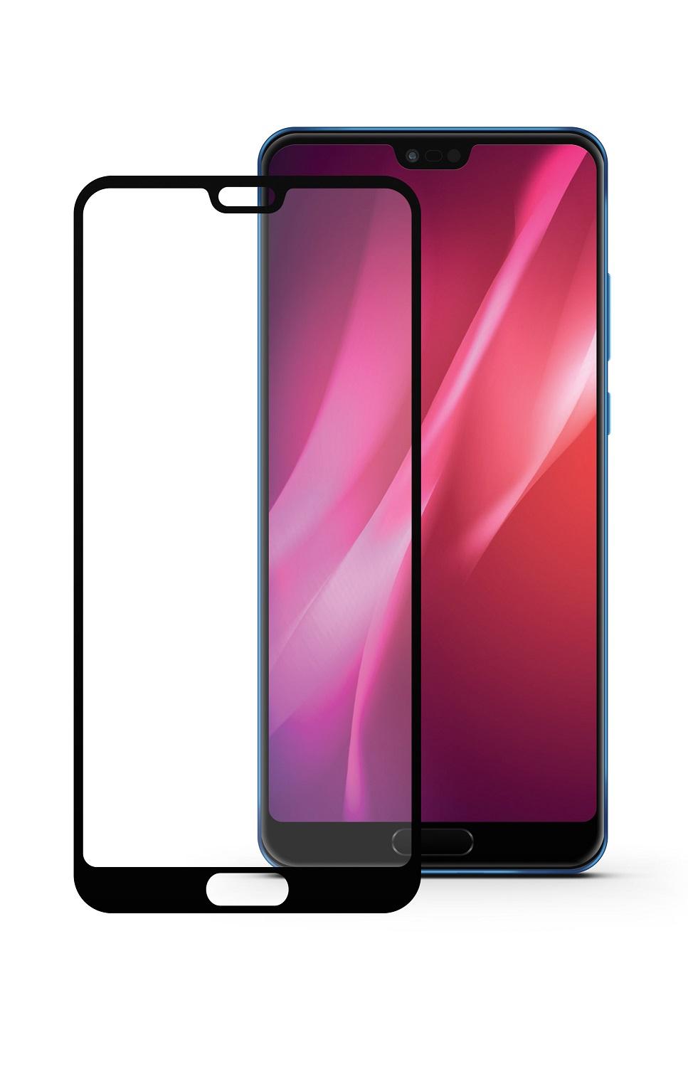 Защитное стекло Mobius Huawei Honor 10, черный защитное стекло mobius huawei honor 8x max черный