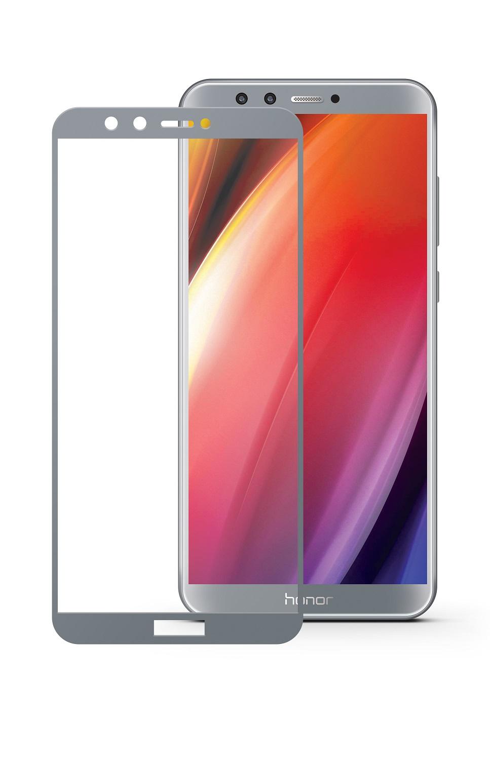 Защитное стекло Mobius для Huawei Honor 9 Lite 3D Full Cover (Gray)