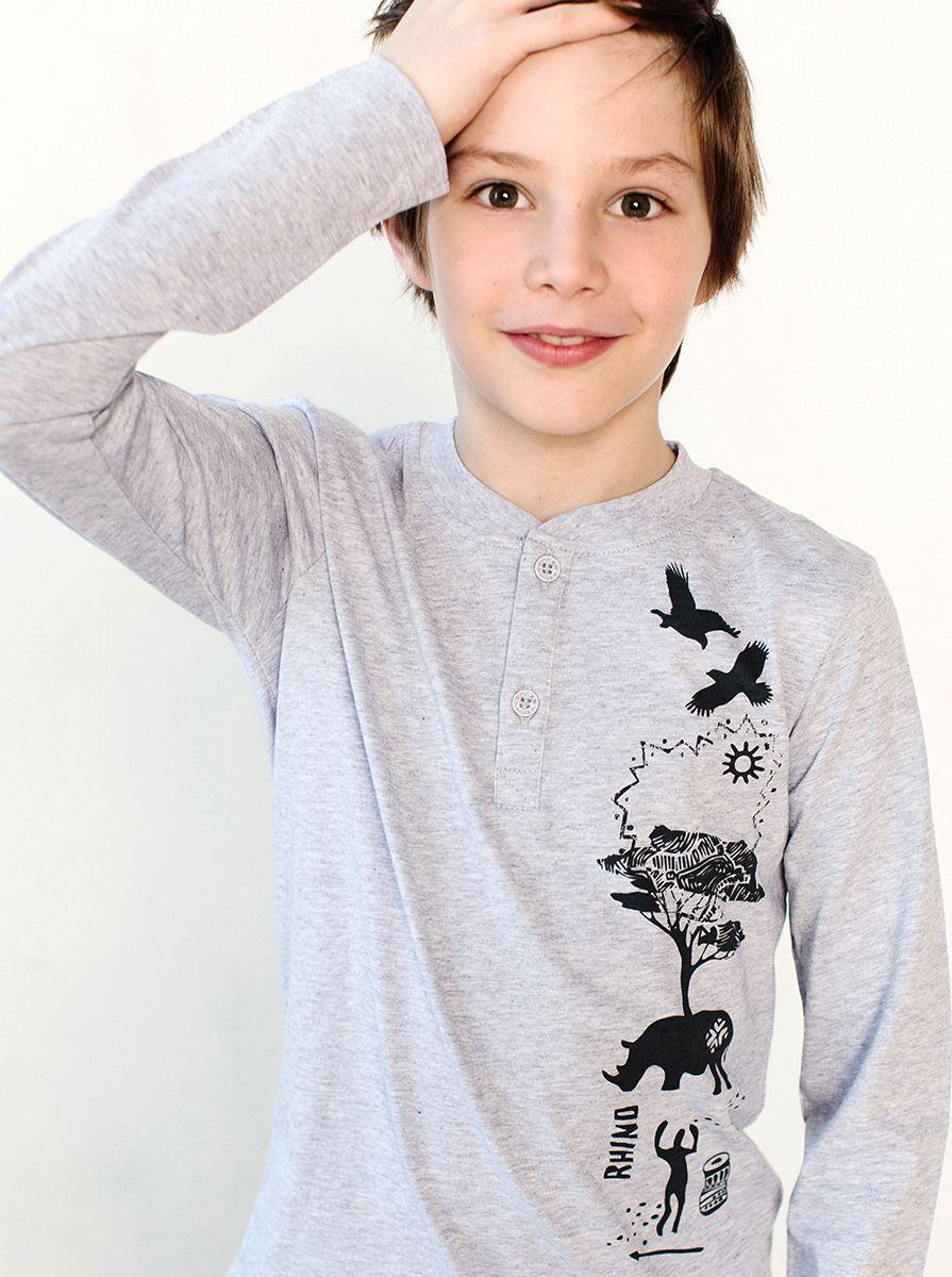 Джемпер Kogankids футболка для мальчика kogankids цвет красный 122 312 19 размер 128