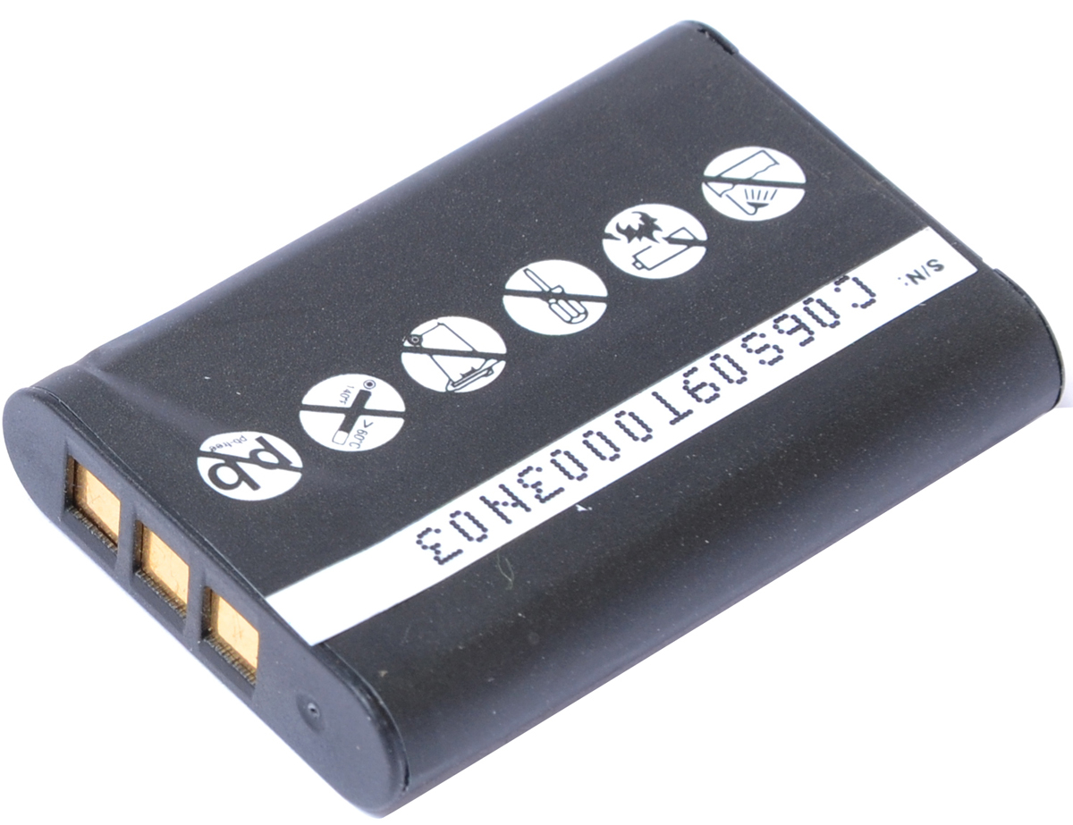 Аккумулятор Pitatel SEB-PV510 для Nikon Coolpix S550/S560, Olympus FE-370, 680mAh аккумулятор для телефона pitatel seb tp214