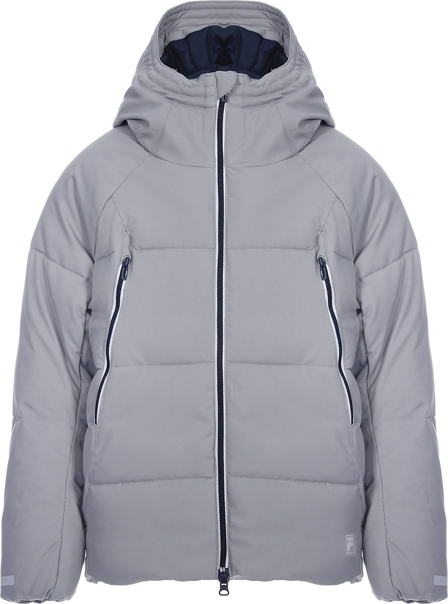 цены на Куртка Fila Boy's Padded Jacket  в интернет-магазинах